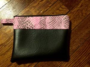 snake pouch