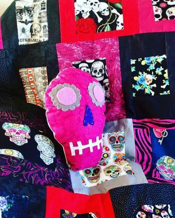 skull quilt 5