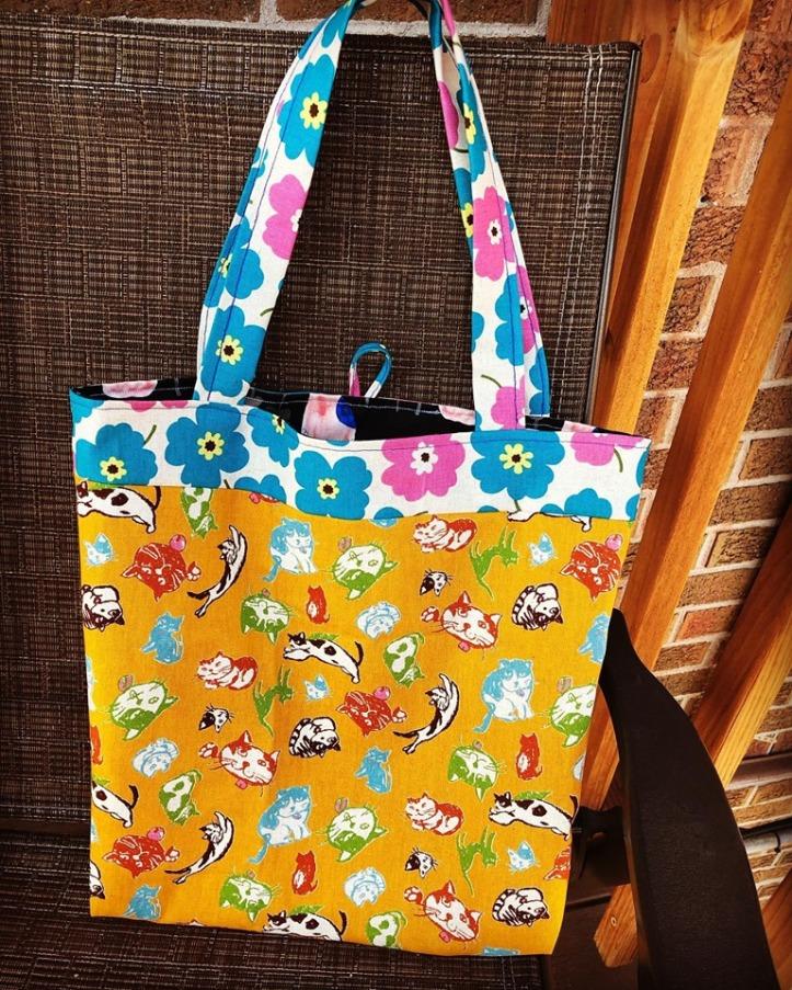 cat bag