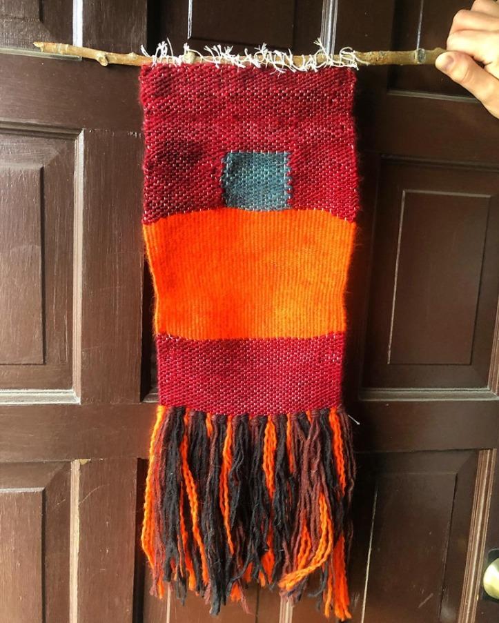 pumpkin weave