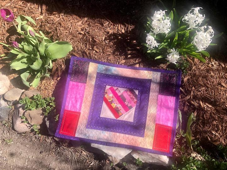 heart tapestry 2
